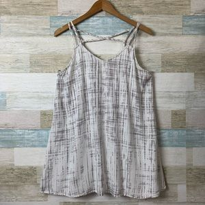 RVCA Tank Top Size Large